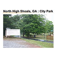 North High Shoals City Park